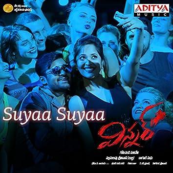 "Suyaa Suyaa (From ""Winner"")"