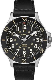Timex Mens Analogue Quartz Watch Allied Coastline