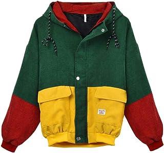 c3b2a3443d Amazon.it: giacca velluto - Felpe con cappuccio / Felpe: Abbigliamento