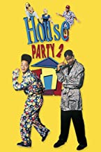 briprints House Party 2 Kid n Play Movie Poster Print Size 24x18 Decoration semi Gloss Paper