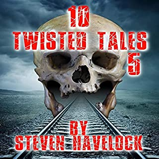 10 Twisted Tales, Volume 5 cover art