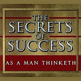 As a Man Thinketh                   By:                                                                                                                                 James Allen                               Narrated by:                                                                                                                                 Kevin T. Norris                      Length: 38 mins     332 ratings     Overall 4.5
