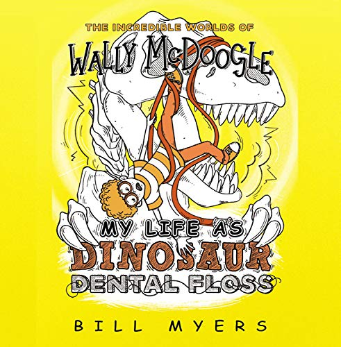 My Life as Dinosaur Dental Floss audiobook cover art