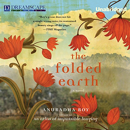 The Folded Earth audiobook cover art