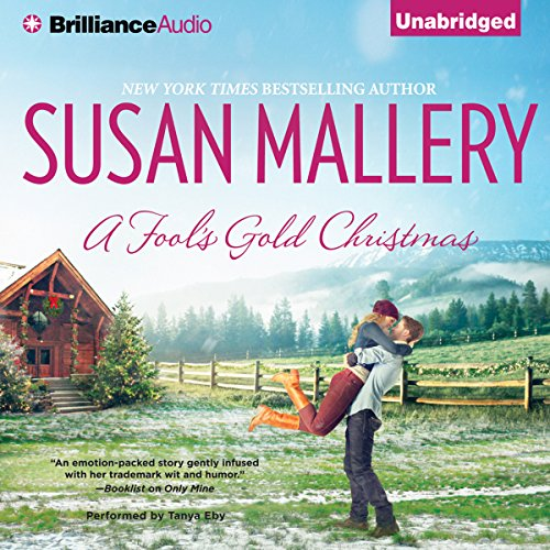 A Fool's Gold Christmas audiobook cover art