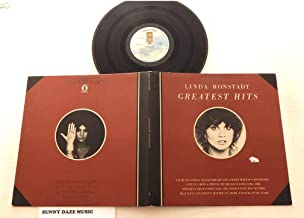 Linda Ronstadt Greatest Hits - Asylum Records 1976 - A Used Vinyl LP Record - 1976 Pressing 7E-1092 - You're No Good - That'll Be The Day - When Will I Be Loved - Long Long Time