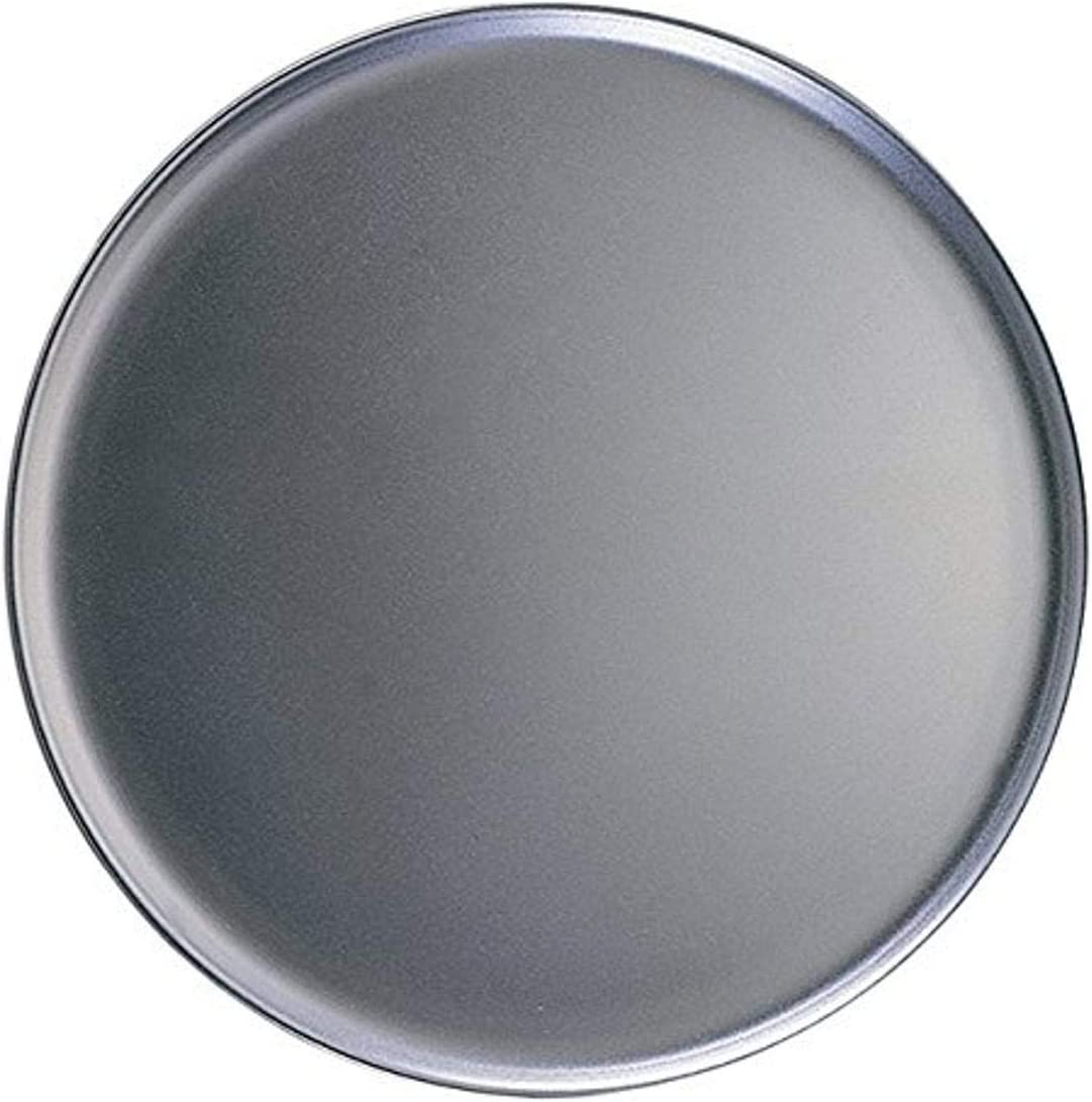 """American Metalcraft HACTP19 Coupe Style Pan, Heavy Weight, 14 Gauge Thickness, 19"""" Dia., Aluminum"""
