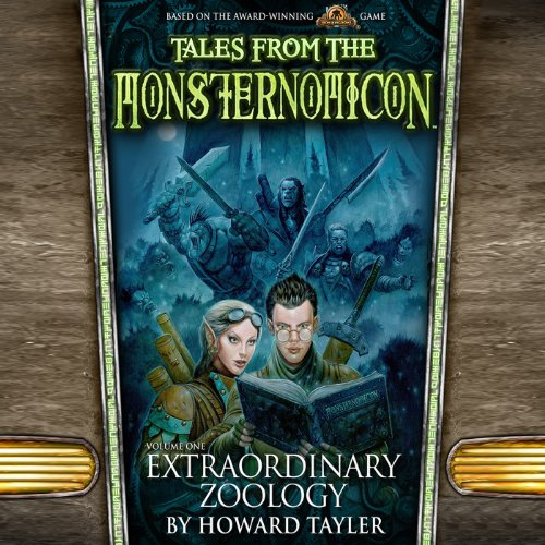 Extraordinary Zoology audiobook cover art