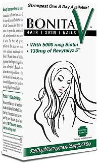 Bonita V Hair Skin Nails