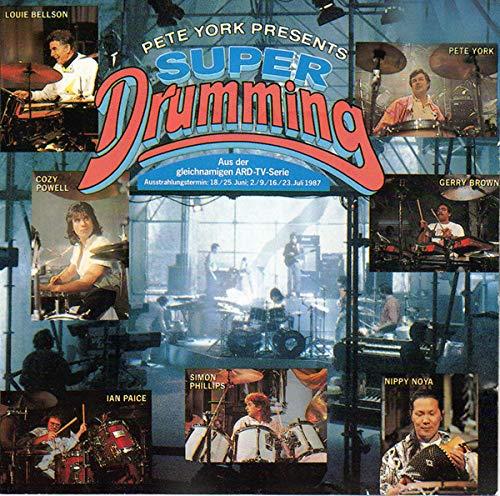 Super Drumming