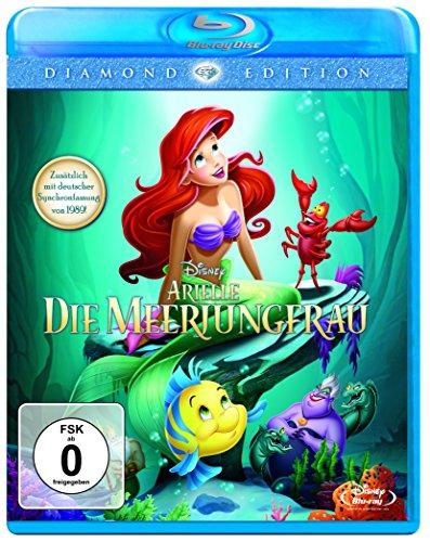 Arielle, die Meerjungfrau (Diamond Edition) [Blu-ray]