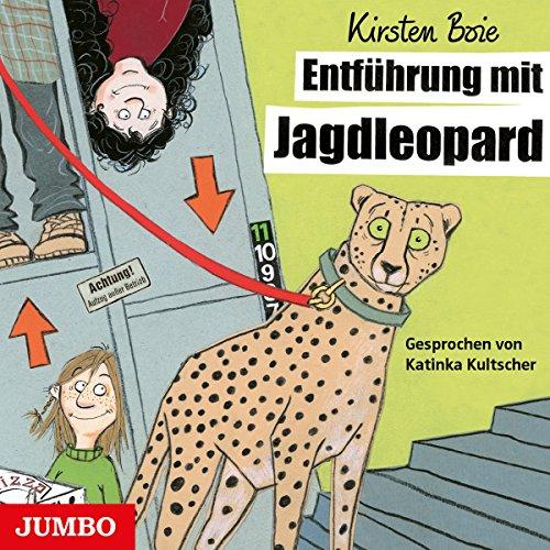Entführung mit Jagdleopard Titelbild