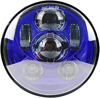 Akmties Motorcycle Headlight 5.75 Inch 5 3/4