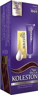 Wella Koleston Color Cream Semi-Kit - Burgundy 304/6