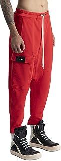A.M. Couture - Pantalone Cargo con Logo Collezione Uomo FW 19/20