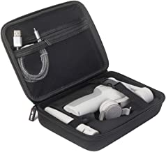 DJI OSMO Mobile 4 case, Hard Eva Carrying case JSVER Carrying Case for DJI OM 4, OSMO Mobile 3, Travel Protective Storage ...