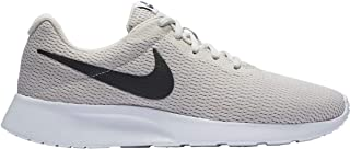 NIKE Men's Tanjun Sneakers, Breathable Textile Uppers and...