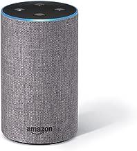 Certified Refurbished Amazon Echo - Smart speaker with Alexa | Powered by Dolby – Grey