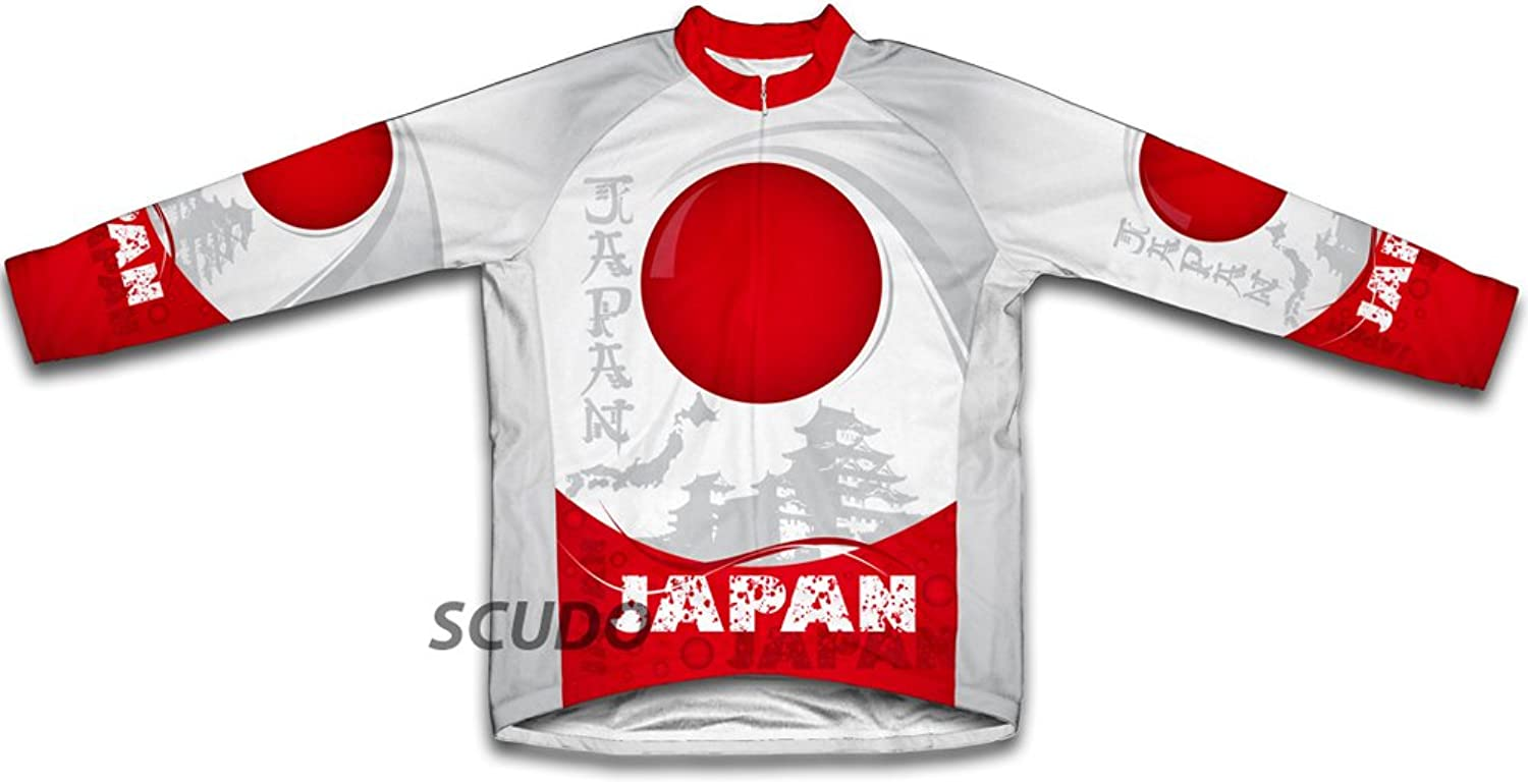 Japan Winter Thermal Cycling Jersey for Women