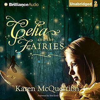 Celia and the Fairies audiobook cover art