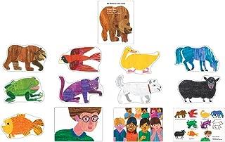 Carson Dellosa Brown Bear, Brown Bear, What Do You See? Bulletin Board Set (110134)