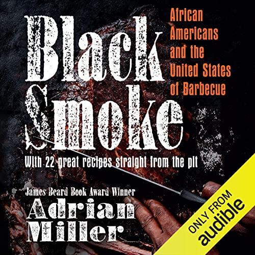 Black Smoke Audiobook By Adrian Miller cover art