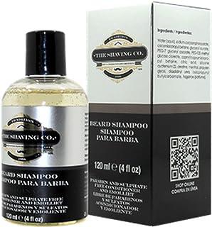 The Shaving Co Beard Shampoo (Unscented), 4 ounces