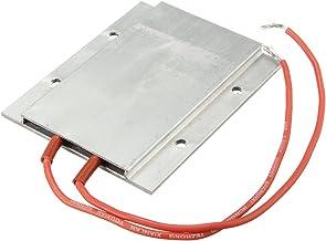 Ils - 200W AC/DC 220V 77 x 62 x 6 mm PTC Termostato de Aluminio de Calefacción de Cerámica Calentador Incubadora Deshumidi...