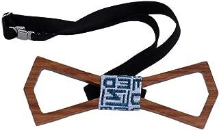 Handmade Wooden Bowties Mens Wood Wedding Tuxedo Bow Tie Accessories