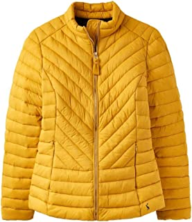 Joules Elodie Quilted Jacket - SS19 Antique Gold 10