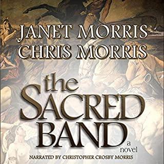 The Sacred Band cover art