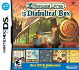 Nintendo Professor Layton And Pandoras Box - Juego