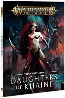 Battletome Daughters of Khaine Age of Sigmar (HB)
