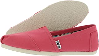 Women's Seasonal Classics Spiced Coral Canvas Loafer