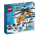 LEGO City Arctic Helicrane 60034 Building Toy