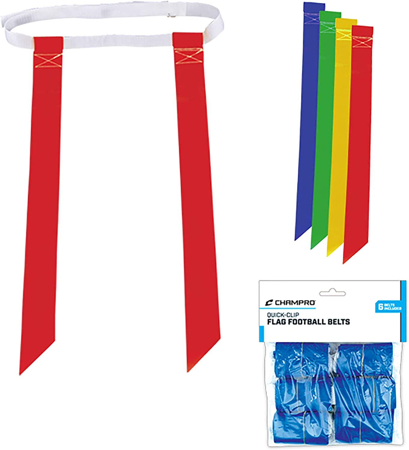 Champro A105 Flag 6 Overseas parallel import regular item NEW Belts Package