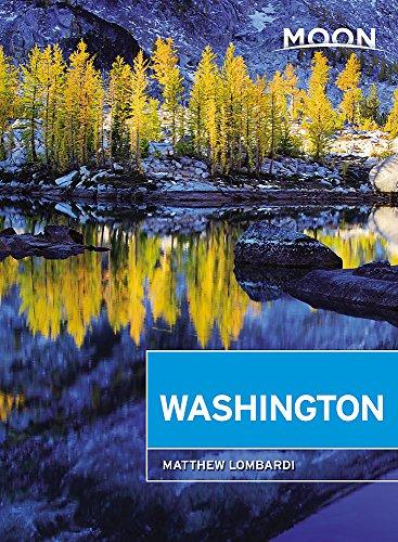 Moon Washington (Travel Guide)