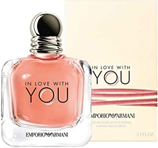 Giorgio Armani In Love With You - Agua de perfume para mujeres 100 ml