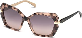 6fccc1d5253e Sunglasses Emilio Pucci EP 0063 55F coloured havana / gradient brown