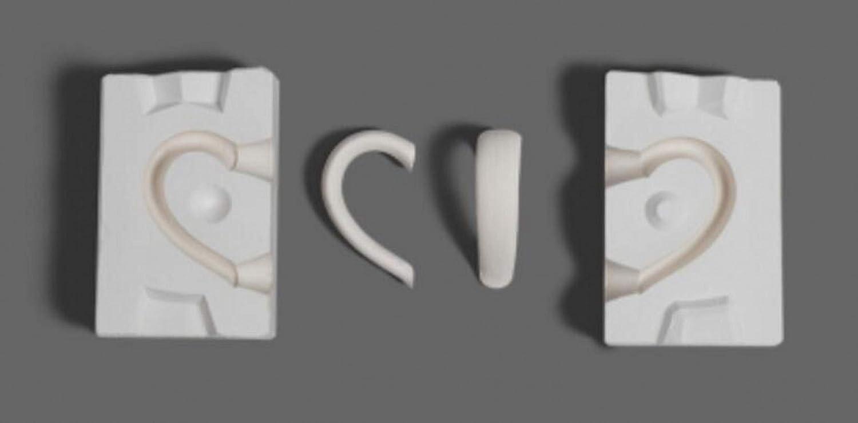 Max 65% Challenge the lowest price OFF WellieSTR 1 Set Mini 3D Plaster Ceramic Cup Tea Pot Molds Handle