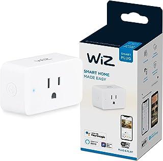 WiZ Smart Plug - Enchufe inteligente con conexión Wi-Fi
