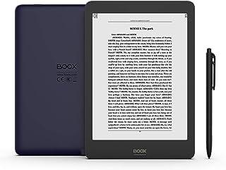 """BOOX Nova PRO 7.8"""" E-Reader 300 ppi, Luce Integrata, Android 6.0, 2GB + 32GB, Wi-Fi, Blu Scuro"""