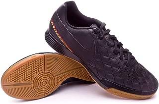 Tiempo Ligera IV 10R IC Ronaldhino Soccer Shoes Black Gold