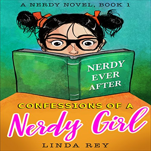 Nerdy Ever After audiobook cover art