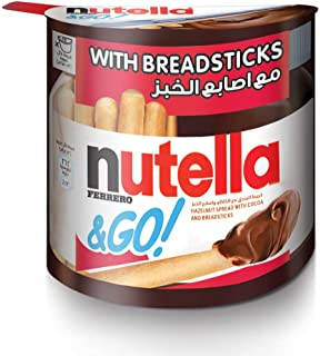 Nutella & Go with Breadsticks, 52 g