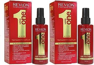 Revlon Uniq One - Tratamiento para cabello, 2 x 150 ml