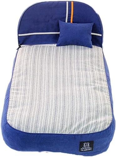últimos estilos Mzdpp Deluxe Simulation Pet Bed Soft Extraíble Limpiable Limpiable Limpiable 66X44X31Cm 66X44X31Cm  ventas de salida