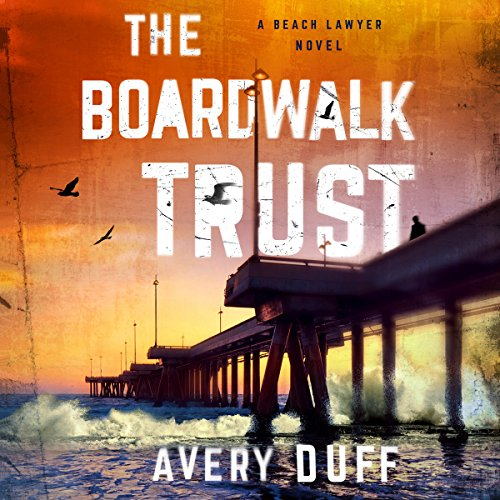The Boardwalk Trust audiobook cover art