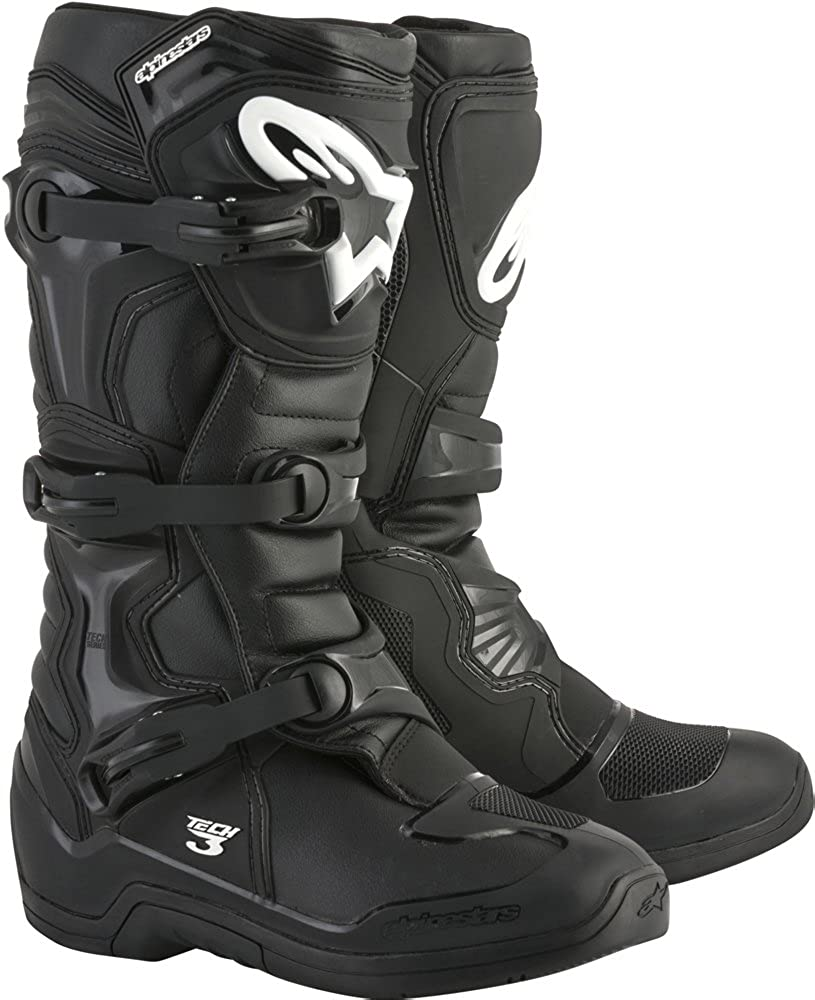 Alpinestars supreme Unisex-Adult Tech 3 Black Deluxe Sz Boots
