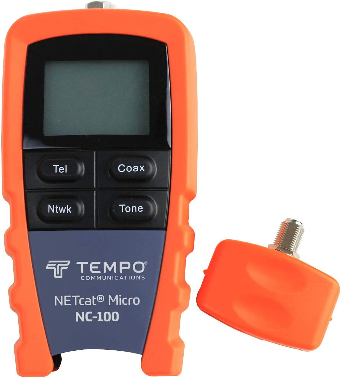 Tempo Communications NC-100 Professional Wiring Tester Test 4 years warranty Surprise price - Tw